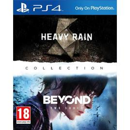 HEAVY RAIN E BEYOND COLLECTION (PS4)